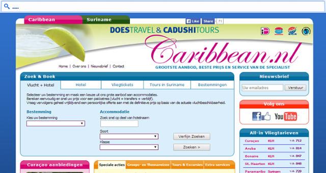 Does Cadushi - Caribbean