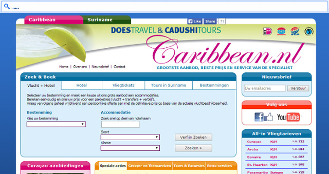 Does Cadushi - Caribbean