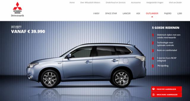 Mitsubishi Motors Europe