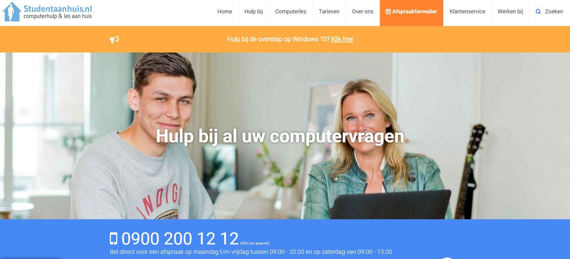 Studentaanhuis.nl