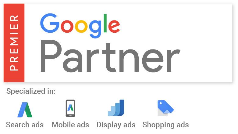 BlooSEM Premier Google Partner