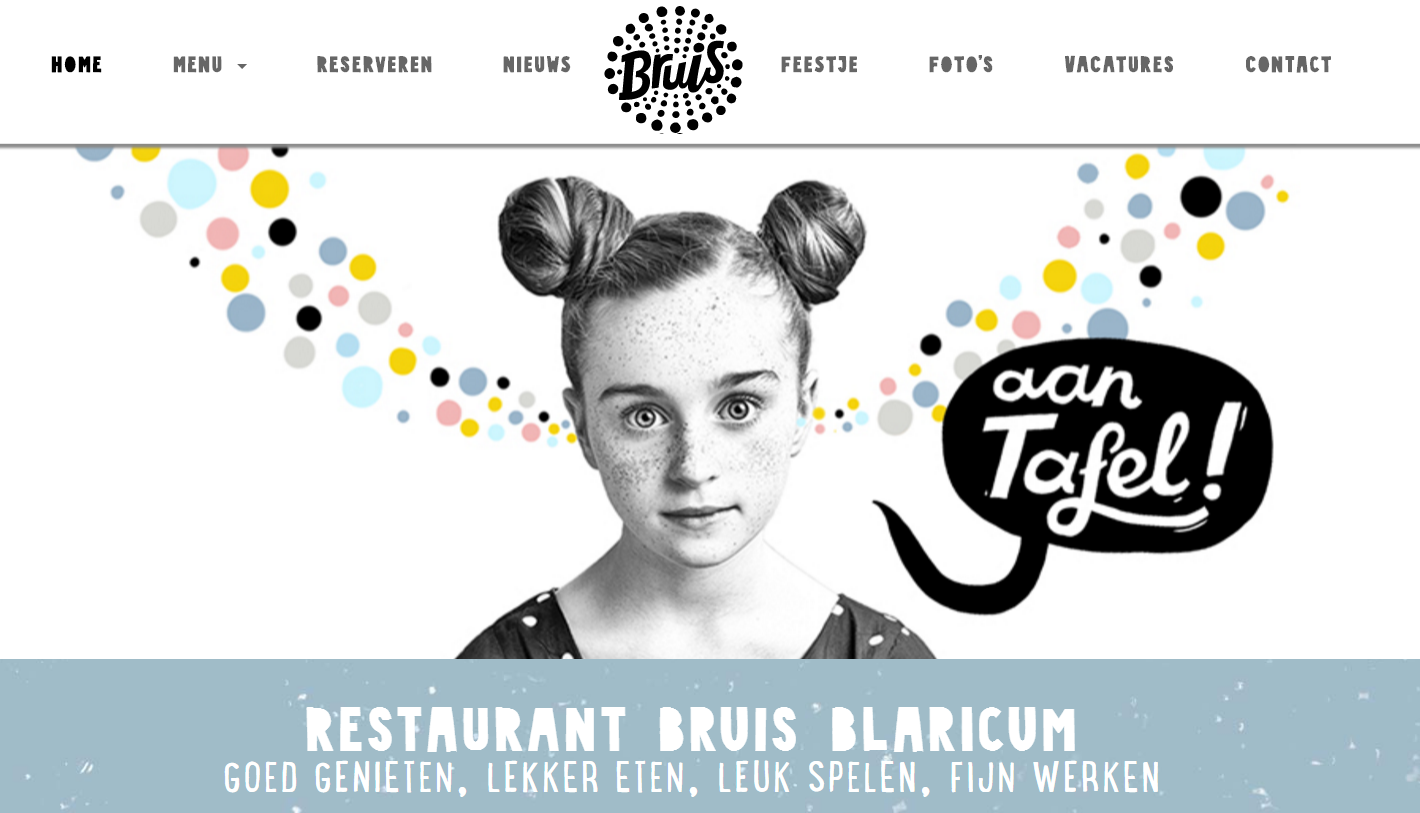 Screenshot Restaurant Bruis