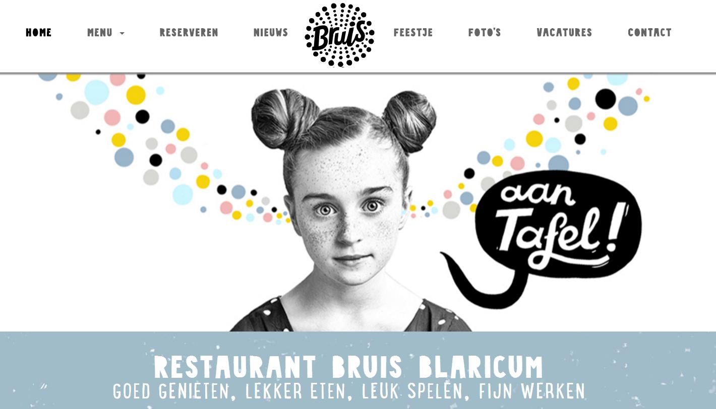 Screenshot Restaurant Bruis