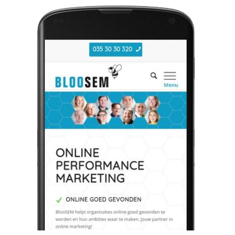 Nieuwe website BlooSEM persbericht