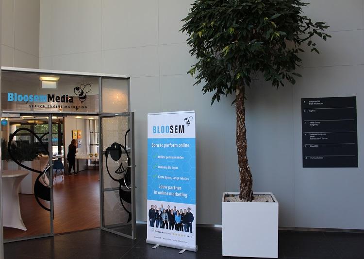 BlooSEM event - Kantoor foto