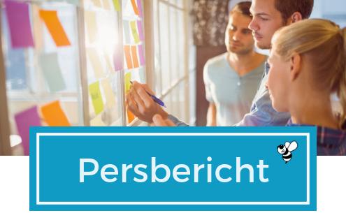 Persbericht lancering dienst Content Marketing