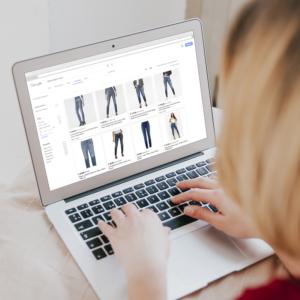Dienst Google Shopping