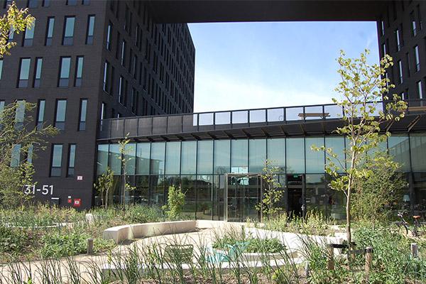 Kantoor BlooSEM Utrecht - exterieur
