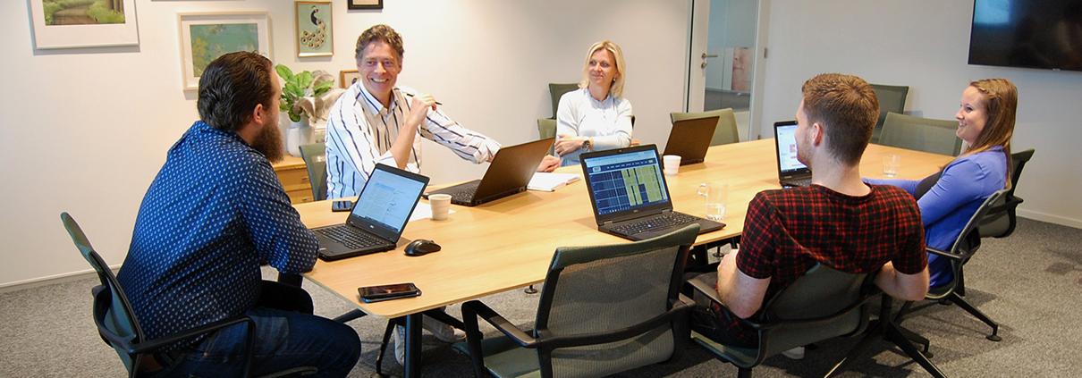 BlooSEM kantoor meeting