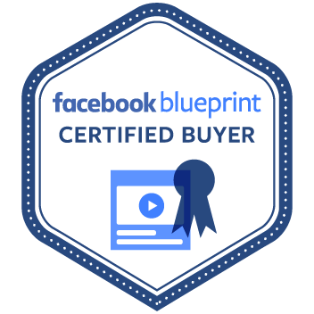 Facebook blueprint certified buying professional