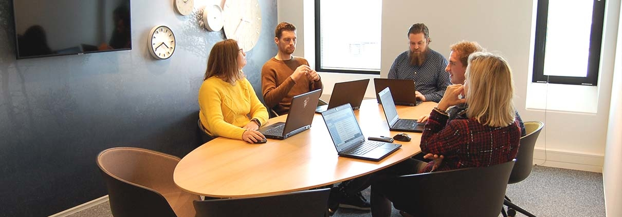 Meeting team BlooSEM styrax