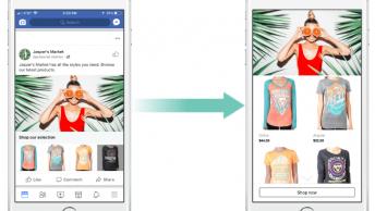 Facebook Collaborative Ads; merk en e-commerce werken samen