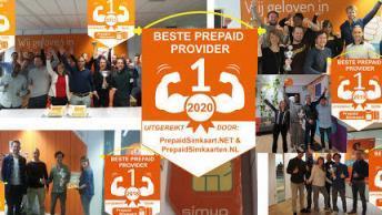 Simyo Beste prepaid provider