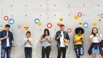 Social media onderzoek 2020
