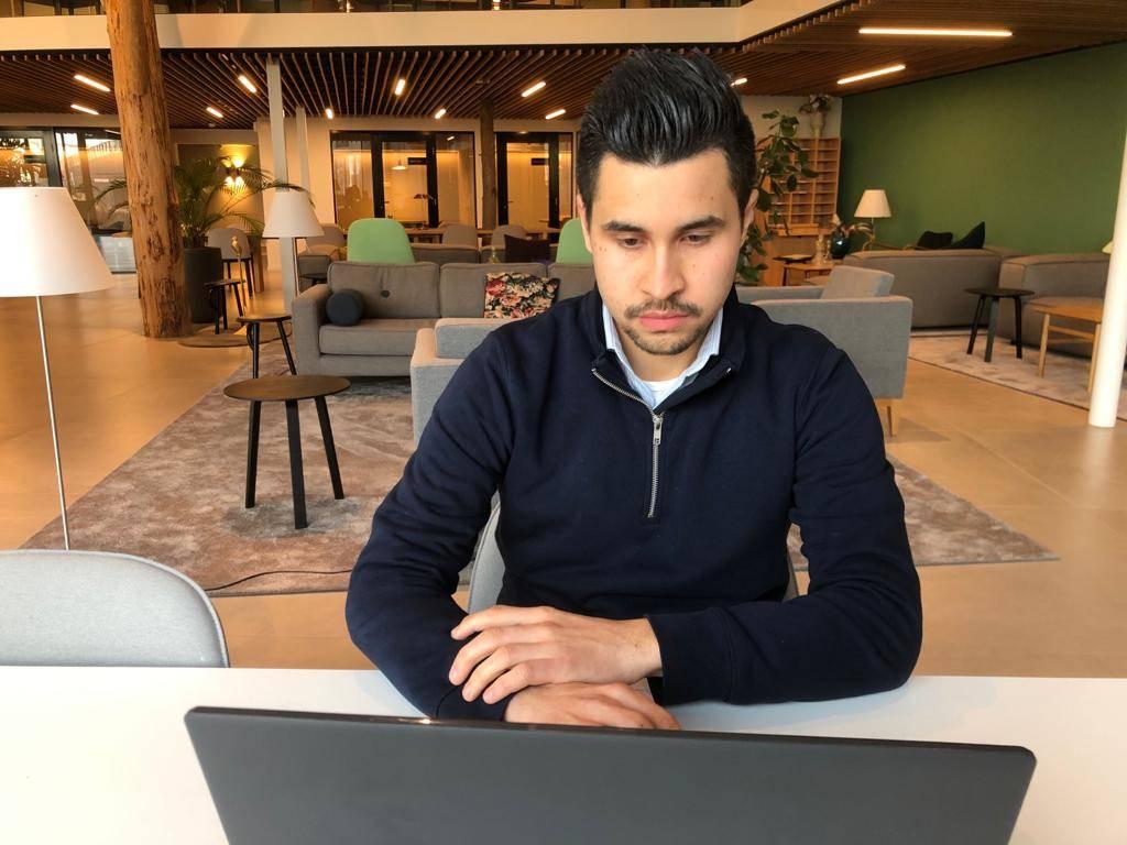 eerste maand online marketeer